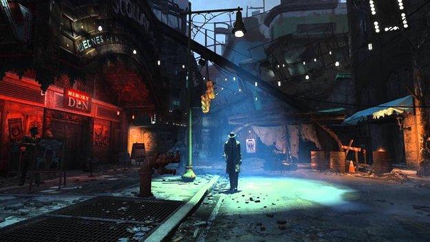 Fallout 4: Bethesda verzichtet auf den Radiosprecher Three Dog