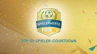 FIFA 16 Spielerwerte: Top 50 nach Rating