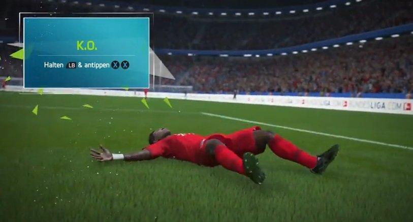 Fifa 16 Torjubel