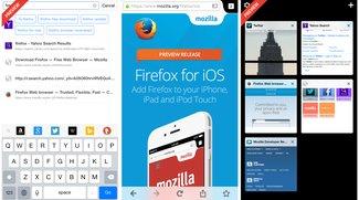 Firefox für iOS kommt: erste Preview bereits live