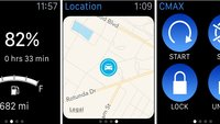MyFord Mobile: Auto finden & starten via Apple Watch