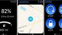 MyFord Mobile: Auto finden & starten via Apple Watch