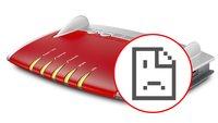 Lösung: Fritzbox nicht erreichbar