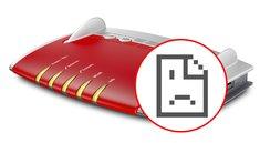 Lösung: Fritzbox hat kein Internet