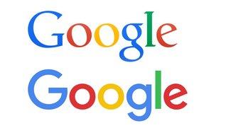 Google: Das neue Logo – Vorher-Nacher-Vergleich