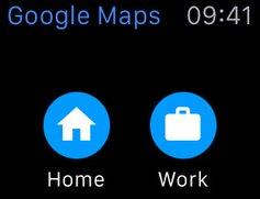 Google Maps jetzt endlich auch für die Apple Watch