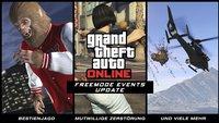 GTA Online: Freemode Events - alle neuen Spielmodi des freien Modus im Überblick