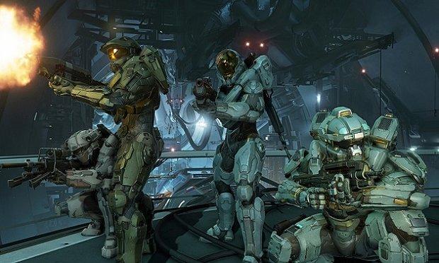 Arbeiten an Halo 6 haben bereits begonnen