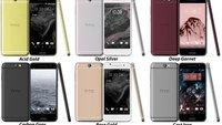 Neue Bilder: So iPhone sieht das HTC One A9 aus
