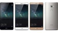 """Huawei Mate S: Fotos zeigen Gerät in voller Pracht, Spezifikationen """"bestätigt"""""""