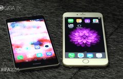 iPhone 6 Plus vs. Huawei Mate...