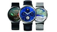Huawei Watch: Europastart der Android-Wear-Smartwatch offiziell, jetzt vorbestellbar