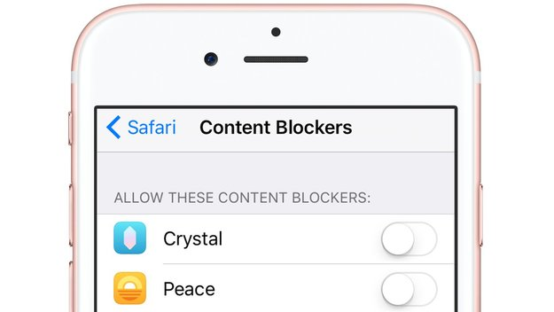 iOS 9 Adblocker: So werdet ihr die Werbung los