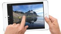 Stiftung Warentest: Samsung Galaxy Tab S2 8.0 schlägt iPad mini 4