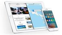 iOS 9.1: Apple veröffentlicht finale Version in Vorbereitung für neuen Apple TV