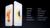 iPhone 6s: Verkaufszahlen könnten laut Apple iPhone 6 überbieten
