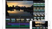 Apple bereitet iMovie auf iPhone 6s und iPad Pro vor