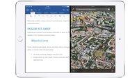 Apps für iOS 9: Hiermit ist Multitasking möglich