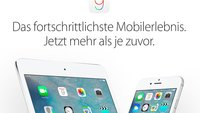 iOS 9 nach 24 Stunden nicht so weit verbreitet wie iOS 8 im Vorjahr