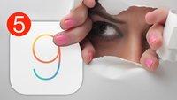 iOS 9: 45 versteckte Funktionen für iPhone und iPad im Überblick