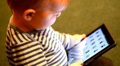 30 Prozent aller US-Babies benutzen Tablets oder Smartphones –Ratschläge von US-Kinderärzten