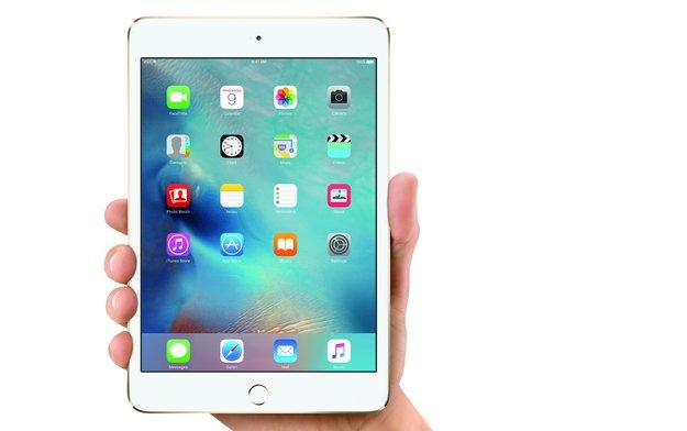 iPad Mini 4 gelauncht – mit der Rechenpower des iPad Air 2