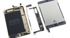 iPad mini 4 ist im Innern ein geschrumpftes iPad Air 2