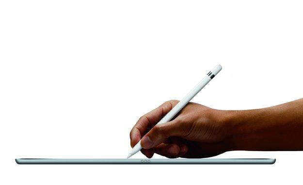 Design-Problem: iPad Pro & Pencil getoppt von Papier & Bleistift