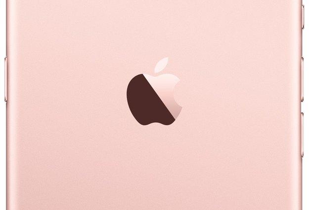 Das ist das rosa iPhone 6s