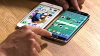iPhone 6s vs. Galaxy S6 edge: Zweikampf der Smartphone-Flaggschiffe