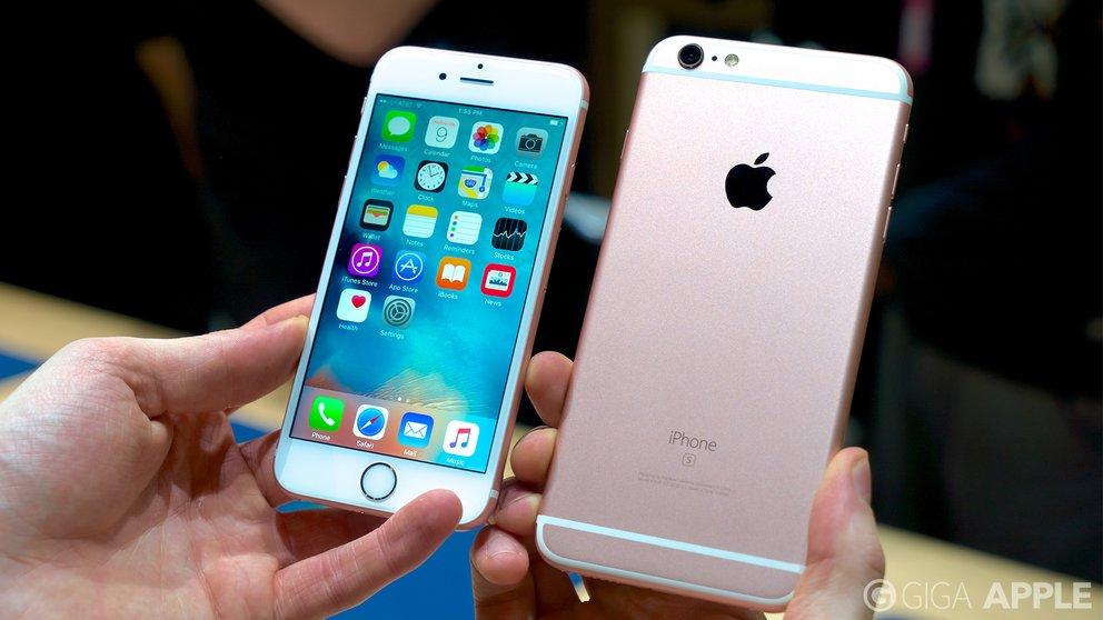 Sommer 2018: Soll ich mir noch ein iPhone 6s (Plus) kaufen?