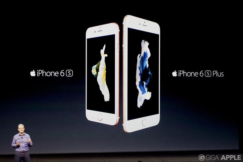 Erste Exemplare des iPhone 6s am Wochenende versandt