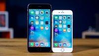 Herstellungskosten des iPhone 6s Plus sollen 231,50 Dollar betragen