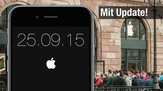 iPhone 6s kaufen ohne Vertrag und mit Tarifen: Alle Informationen zum Verkaufsstart