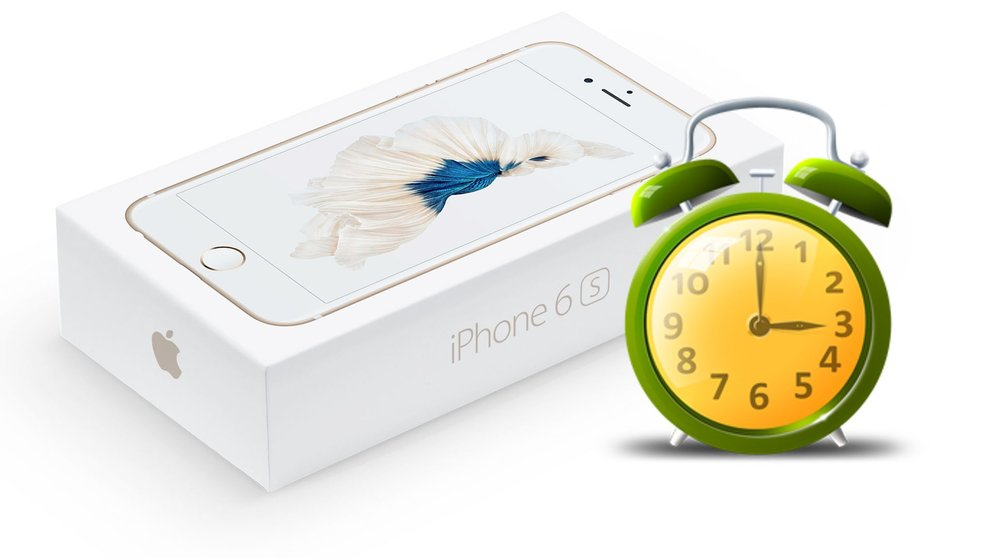 iPhone 6s: Liefertermin und Verfügbarkeit im aktuellen Überblick (aktualisiert)