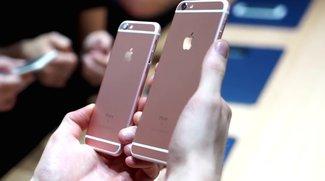iPhone 6s und iPhone 6s Plus in einem ersten Hands-On (Video)