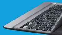 Logitech Create: iPad Pro Schutzhülle & Keyboard