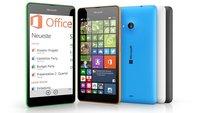 Microsoft Lumia 550 mit 4,7 Zoll großem Display aufgetaucht