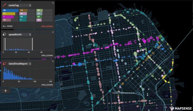 Apple kauft Geodaten-Analyse-Spezialisten Mapsense