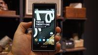Marshall London: HiFi-Phone im Hands-On-Video [IFA 2015]