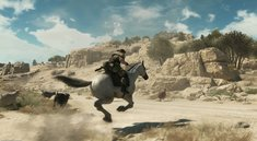 MGS 5 - The Phantom Pain: D-Horse im Buddy-Guide - alle Infos zum treuen Ross