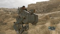 MGS 5 - The Phantom Pain: D-Walker im Buddy-Guide - Fundort, Fähigkeiten und Kommandos im Überblick
