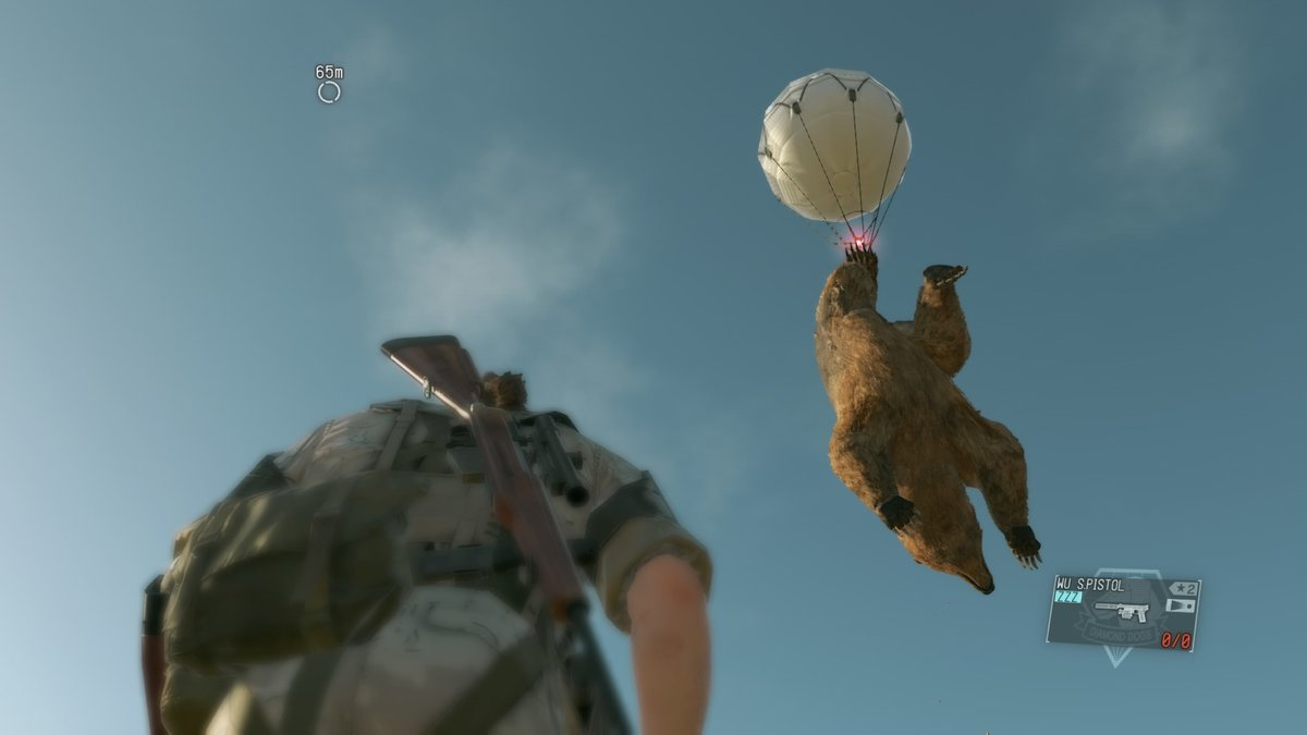 Mgs 5 Tiere