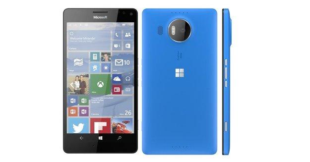 Lumia 950 XL: Screenshot bestätigt technische Daten & neue Build 10547