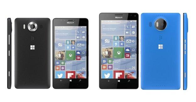 Microsoft Lumia 950 und 950 XL mit Dual-SIM auch für Europa?