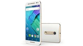 Moto X Style: Update auf Android 6.0 Marshmallow wird verteilt