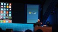 """""""Das ist mein iPhone Pro"""":  Microsoft-CEO gibt Live-Demo von Outlook für iOS"""