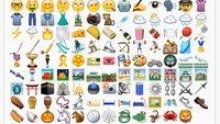 iOS 9.1 enthält neue Emojis: Taco, Löwe, Stinkefinger