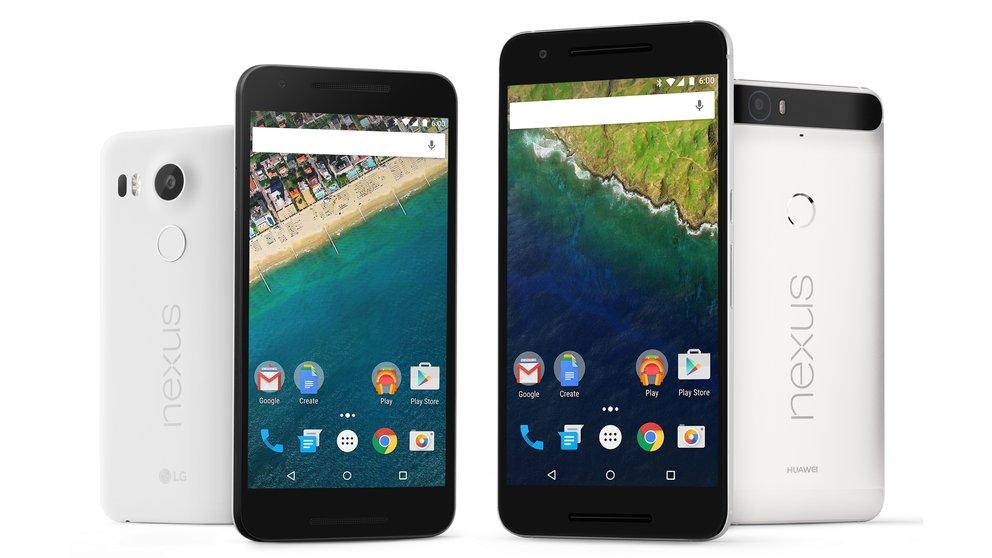 Nexus 5X und 6P: Schneller Kamerastart per Handgeste entfernt und ersetzt