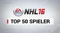 NHL 16: Die besten Spieler (Liste und Überlick)